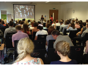 Audience first conference 16 July 2014
